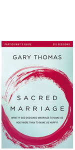 Sacred Marriage, marriage, Christian marriage, marriage preparation, participant's guide