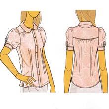 Designing Your Own Patterns, designing, patterns, pattern blocks, altering, fit, design, garments