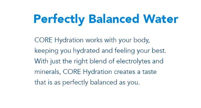 Core Organic Hydration
