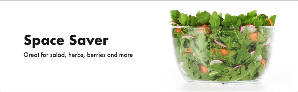 OXO Good Grips Little Salad amp; Herb Spinner