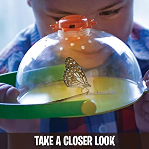 Educational Insights Geosafari Junior Bugbright Insect Observation Dome NEW
