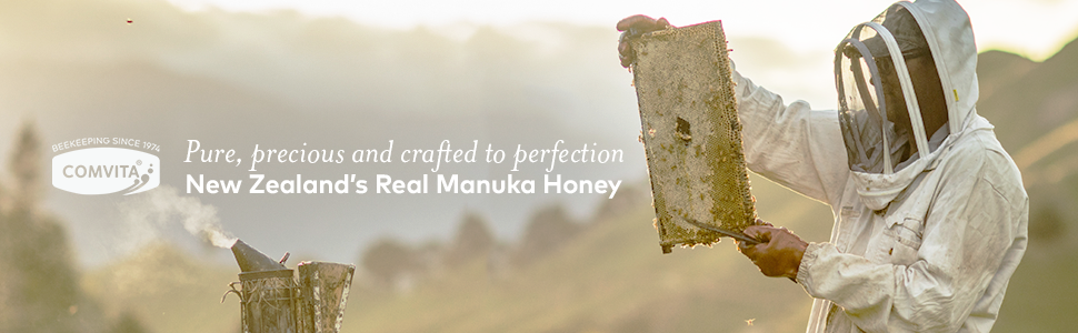 Comvita - New Zealand's Real Manuka Honey