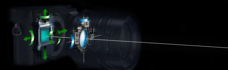 5-Axis Dual Image Stabilization