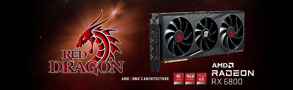 AXRX 6800 16GBD6-3DHR/OC