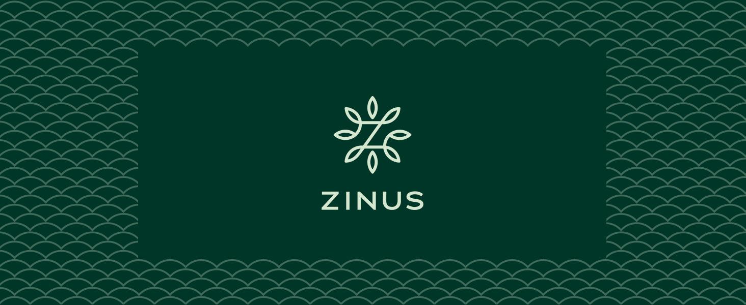 Zinus Logo Header