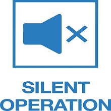 SILENT OPERATION