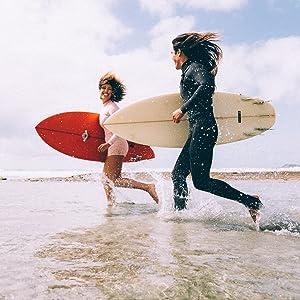 Kashi GO cereal surfers