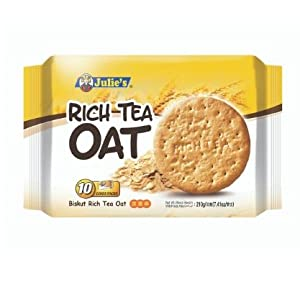 Julie's Rich Tea Oat