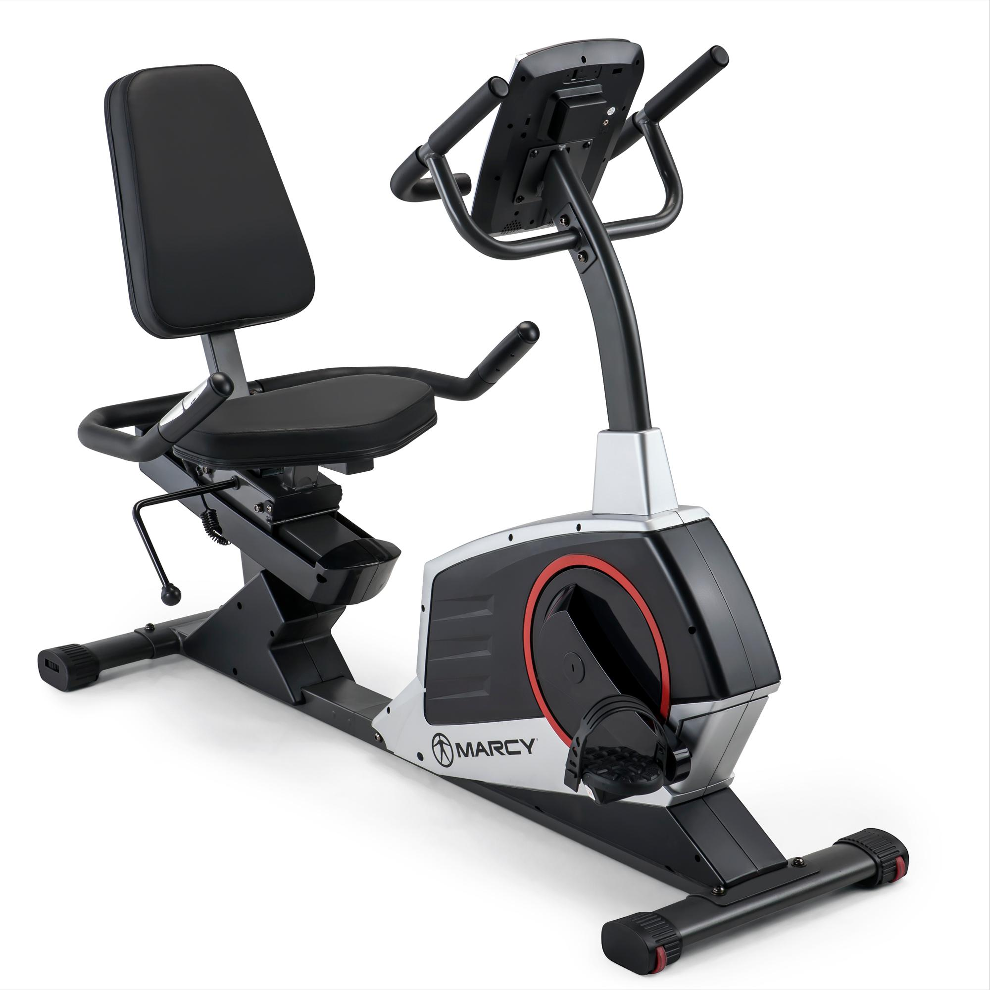 Marcy Recumbent Exercise Bike Ns 716r: Amazon.com : Marcy Regenerating Recumbent Exercise Bike