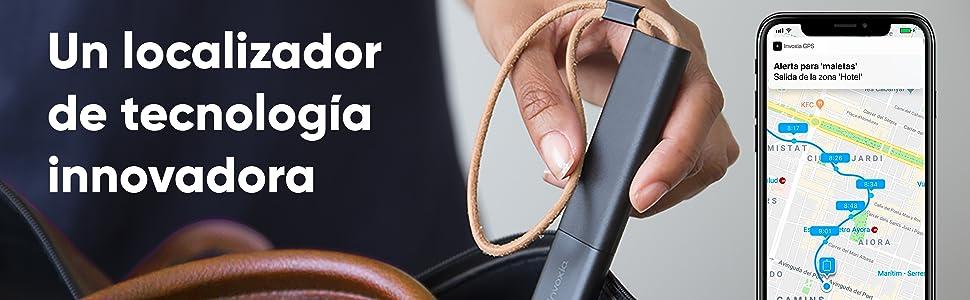 Tracker GPS sin tarjeta SIM - Localizar: auto, moto, bolsos, niños, personas mayores - hasta 6 meses de autonomía