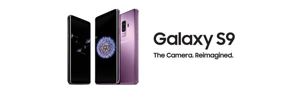 Samsung SM-G960FZPABTU Smartphone Samsung Galaxy S9(5.8