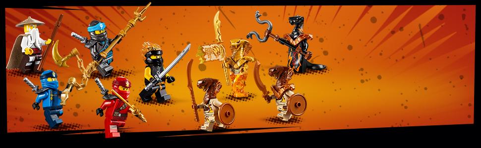 70677 LEGO Ninjago Land Bounty