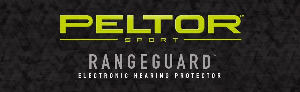 Peltor Sport Rangeguard