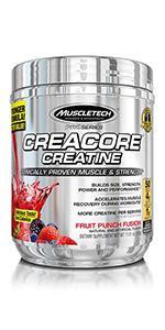 creacore, post workout creatine powder