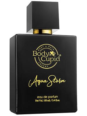Body Cupid Aqua Storm Perfume for Men - Eau de Parfum - Super Fresh - 100 mL