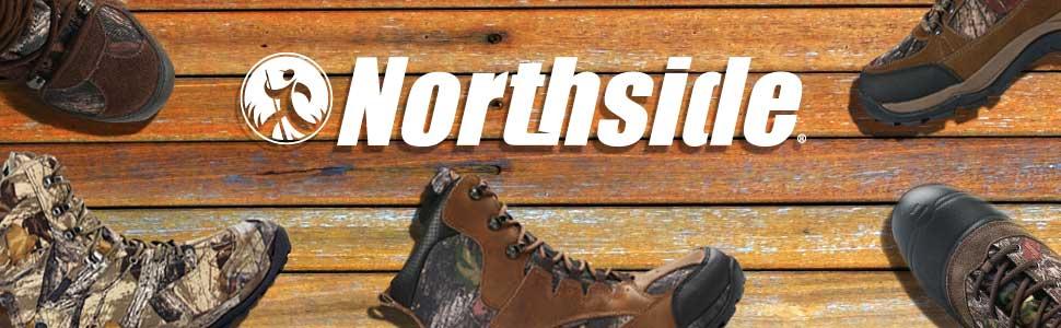 Northside Mens Banshee 600-m Snow Boot
