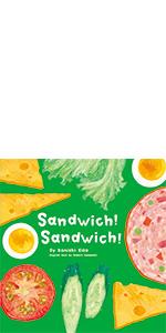 サンドイッチサンドイッチ 絵本 英語