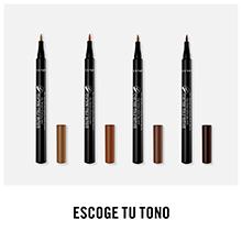 Rimmel London Brow Pro Micro Precision Pen Lapiz De Cejas, Tono 004, 1 Ml