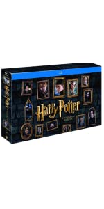 Blu-Ray Harry Potter