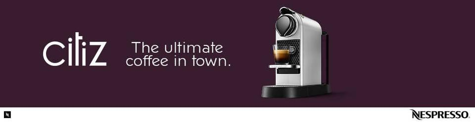 Breville Coffee Maker Wonot Heat : Nespresso CitiZ s by Breville, Red: Amazon.ca: Home & Kitchen