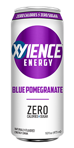 Xyience Energy Drink Amazon Blue