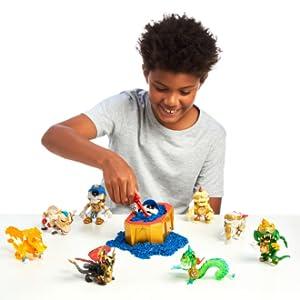 Moose Toys trésor x Kings Gold saison 3 mystique bêtes lot de 2 coffres
