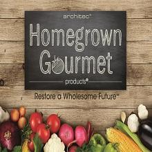 Homgrown Gourmet logo