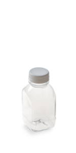 This juice bottle with lid is great for botting up a variety of drinks at your home.