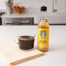 Vanilla Brewed Coffee