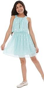 dresses for girls 10-12; Easter dress; dress for tweens; 7-16 dress; big girl dress; party dress
