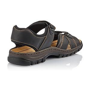 1ec098d2e046 Rieker 25051 Herren Sandalen  Rieker  Amazon.de  Schuhe   Handtaschen