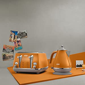 icona capitals delonghi breakfast collection