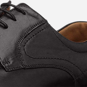 Leather, Suedetec, Leather Shoe