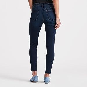 Ava Mid-Rise Skinny, lucky jeans ava women, ava skinny lucky brand