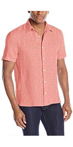 linen shirt, linen shirts, perry ellis