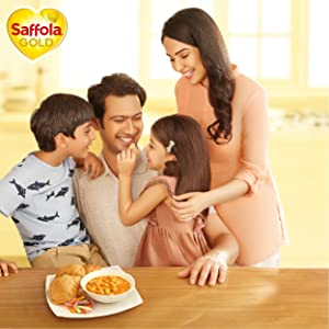 saffola gold Pro Healthy Lifestyle blended edible vegetable oil,new saffola oil,lite cooking oil
