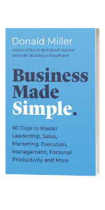 business made simple, don miller