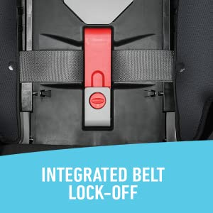 Integrated Belt Lock-Off