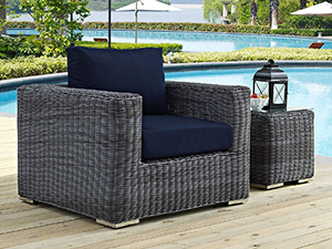 aluminum frame,UV protection,synthetic rattan,outdoor sectional,industry-leading,elegant modern