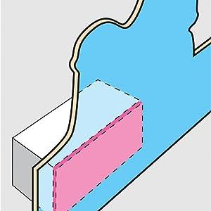 3M™ Double Coated Polyethylene Foam Tape 4462