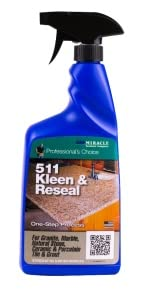 kleen and reseal countertop and floor cleaner and reconditioner