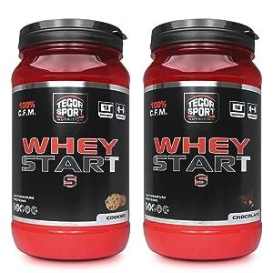 Tegor Sport Whey Start Cookie - 1000 gr: Amazon.es: Salud y ...