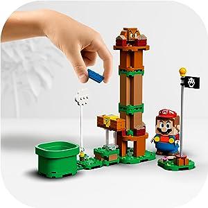 LEGO Super Mario - Pack Inicial: Aventuras con Mario, juguete y ...