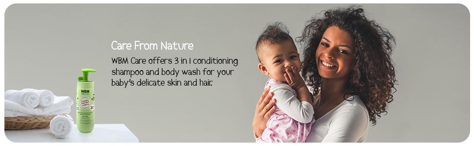 baby conditioning shampoo