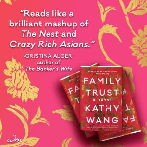 Praise from Cristina Alger author of Banker's Wife
