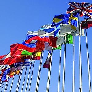International flags Annin Annin Flagmakers Country nylon