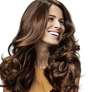 Suave shampoo with Moroccan oil provides your hair with a beautiful noticeable shine