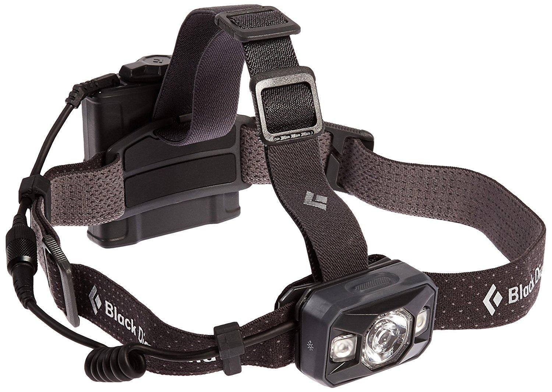 Black Diamond Icon Headlamp/Staub- und Wasserdichte Kopflampe mit ...