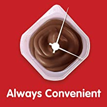 Snack Pack pudding cups – always convenient sweet treats