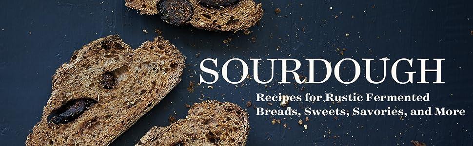 sourdough bread baking artisan bakery fermented fermentation breads sweets